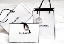 białe torby chanel, drogi prezent