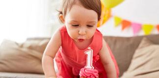5 propozycji prezentów na roczek dla dziewczynki