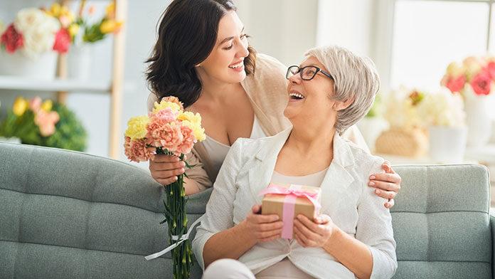 8 pomysłów na prezent na dzień matki